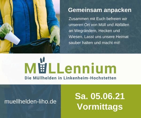 Müllennium - Die Müllhelden in Linkenheim-Hochstetten